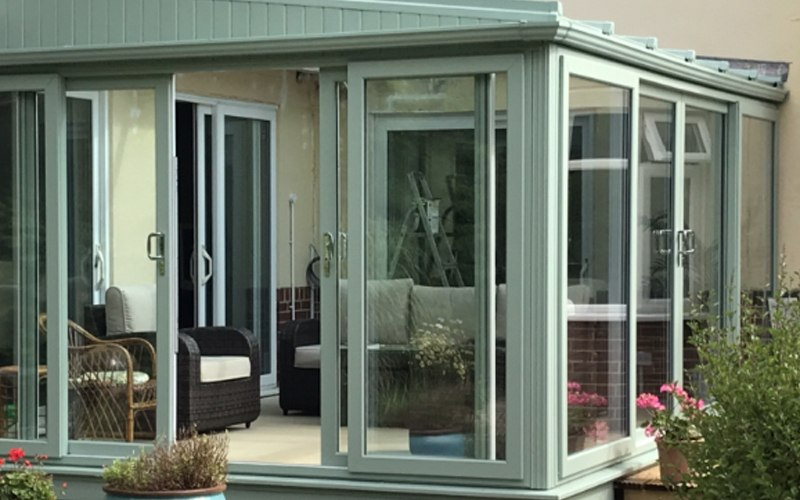 Accolade Lean To Conservatory